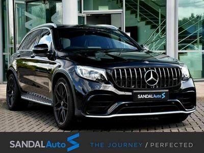 used Mercedes GLC63 AMG 4.0V8 BiTurbo AMG S (Premium) SpdS MCT 4MATIC+ (s/s) 5dr