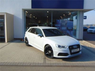 used Audi A3 S3 TFSI Quattro 5dr S Tronic