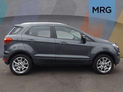 used Ford Ecosport EcoSport 2017TITANIUM Hatchback 2017