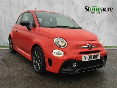 used Abarth 595 595 1.4 Tjet 145hp MY16 3dr