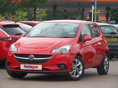 used Vauxhall Corsa 1.4 16V ENERGY 5DR INC AIR CON 5 door hatchback hatchback special eds