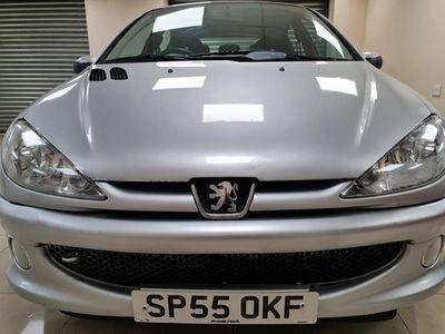 used Peugeot 206 Hatchback 1.1 Sport 5d (DAC+CC)