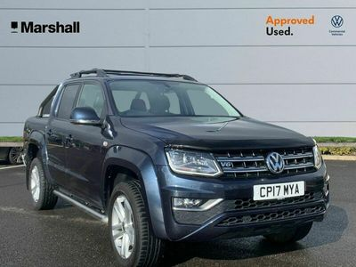 used VW Amarok Highline 3.0 V6 TDI 204PS EU6 BMT 4MOTION - EXCELLENT SPEC