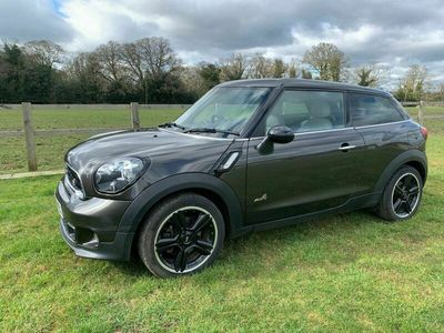 used Mini Cooper SD Paceman 2.0 Auto ALL4 3dr