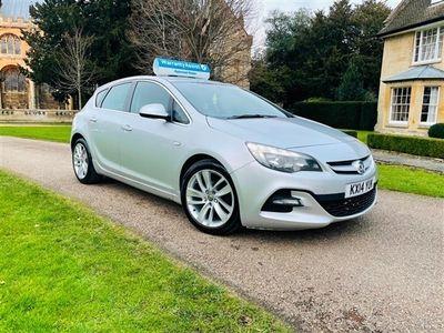 used Vauxhall Astra 1.6 CDTi ecoFLEX Tech Line GT (s/s) 5dr