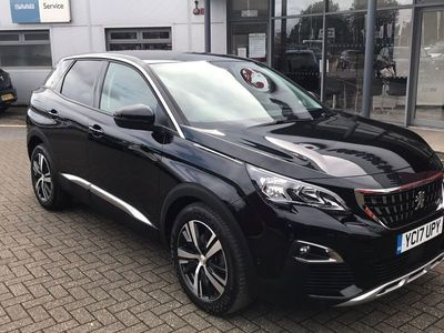 used Peugeot 3008 1.6 Hdi Blue Allure S/s 5dr