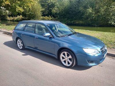 used Subaru Legacy 2.0 R Sports Tourer 5dr