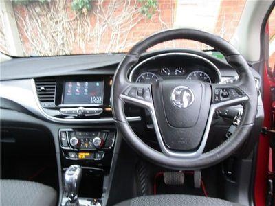 used Vauxhall Mokka X 1.4T Active 5Dr Auto