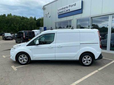 used Ford Custom Transit1.5 Tdci 120Ps Limited Van Powershift