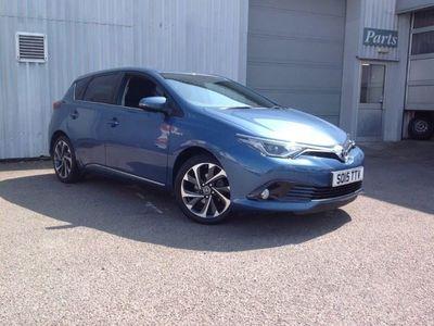 used Toyota Auris 1.8 Hybrid Design 5Dr Cvt