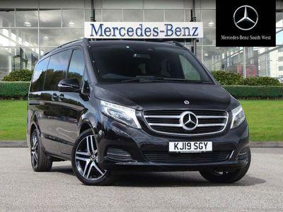 used Mercedes V220 V-Classd Sport 5dr Auto [Long]