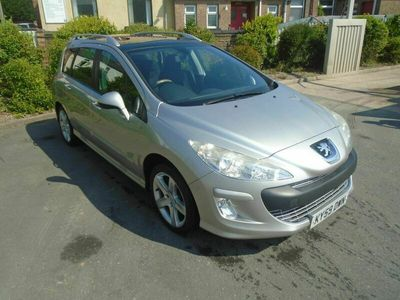 used Peugeot 308 SW 2.0 HDi FAP Sport 5dr