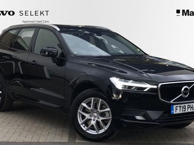 used Volvo XC60 2.0 D4 Momentum 5dr Geartronic Auto diesel estate