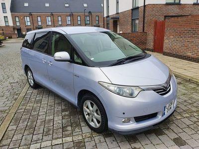used Toyota Estima Hybrid 2.4