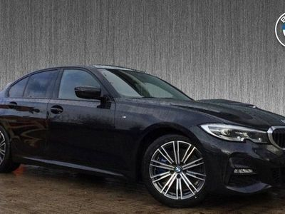 used BMW 330 3 Series I M Sport 4Dr Step Auto
