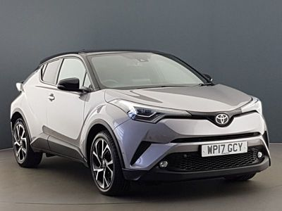 used Toyota C-HR 1.2T Dynamic 5Dr Cvt Awd