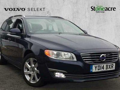 used Volvo V70 D5 MANUAL SE LUX (Winter Pack)