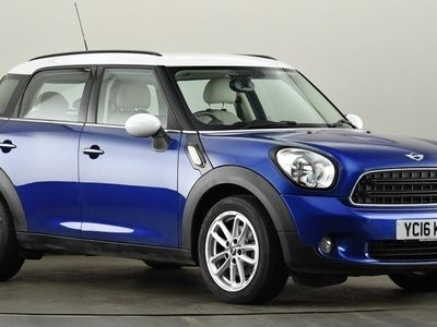 used Mini Cooper D Countryman