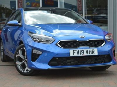 used Kia cee'd 1.4T GDi ISG First Edition 5dr Hatchback