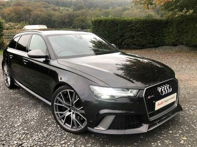 used Audi RS6 RS6 4.0T Fsi QuattroPerformance 5Dr Tip Auto