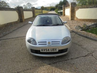 used MG TF 1.8 135 Convertible 2d 1796cc
