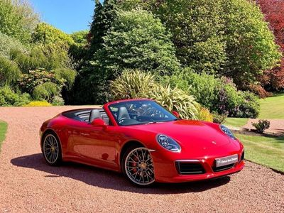used Porsche 911 Carrera 4S Cabriolet CARRERA 4S PDK Nothing Like a Standard Example! Please Read Our Comments. 2-Door