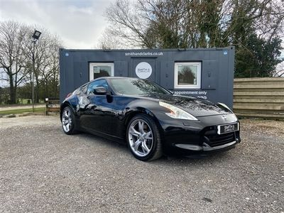 used Nissan 370Z Coupe 3.7 V6 GT 3d Auto