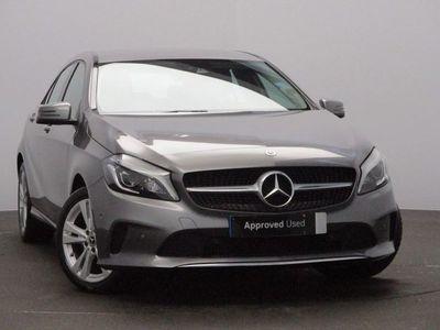 used Mercedes A180 A-ClassSport Premium 5dr