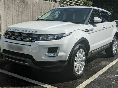 used Land Rover Range Rover evoque 2.2 ED4 Pure Tech 2WD 5dr