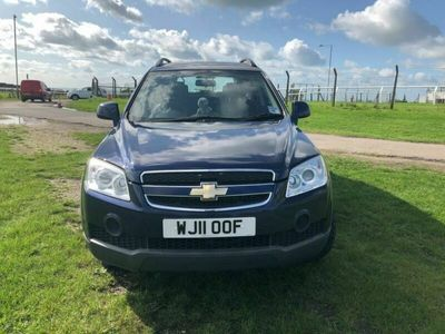 used Chevrolet Captiva 2.0 VCDi LS 5dr