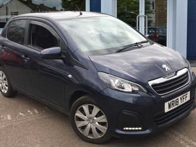 used Peugeot 108 1.0 Active 2 Tronic 5dr Auto