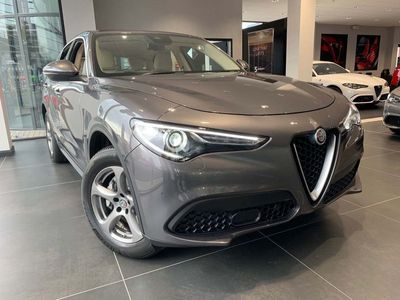 used Alfa Romeo Stelvio 2.0T Super Auto Q4 AWD (s/s) 5dr