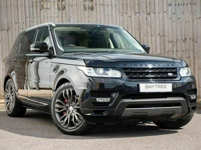 used Land Rover Range Rover Sport Autobiography Dynamic 5.0 5dr Estate Automatic Petrol