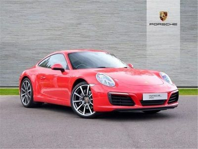 used Porsche 911 2dr PDK