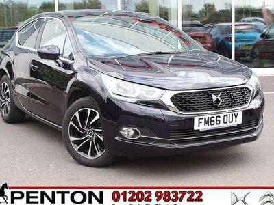 used DS Automobiles DS4 1.6 Bluehdi Elegance 5Dr