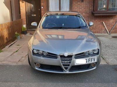 used Alfa Romeo 159 1.9 JTS Turismo 4dr