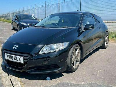 used Honda CR-Z Hatchback 1.5 IMA Sport Hybrid 3d