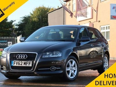 used Audi A3 1.6 TDI SE 5d 103 BHP 5-Door