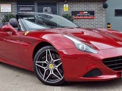 used Ferrari California California 3.9 V8 T RossoMetallic Great Example