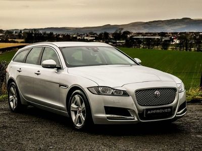 used Jaguar XF 2018 Edinburgh PORTFOLIO