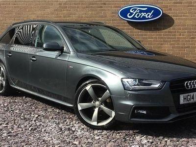 used Audi A4 2.0 Tdi 150 Black Edition 5Dr