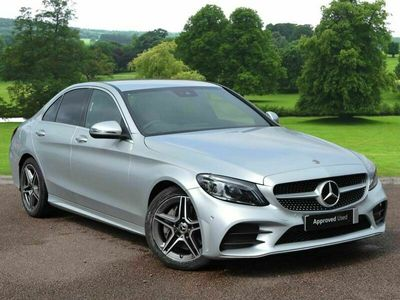 used Mercedes C300 C ClassAMG Line Edition Premium 4dr 9G-Tronic