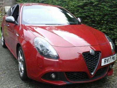 used Alfa Romeo Giulietta 1.4 TB MultiAir Speciale TCT (s/s) 5dr