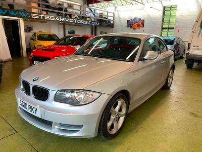 used BMW 120 Coupé 120i Sport 2dr MANUL