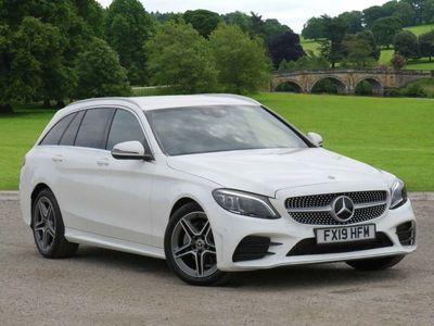 used Mercedes C200 C ClassAmg Line Premium 5Dr 9G-Tronic