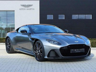 used Aston Martin DBS V12 Superleggera 2dr Touchtronic Auto 5.2