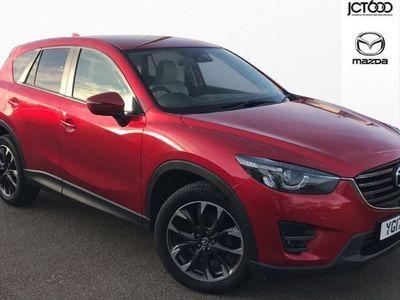 used Mazda CX-5 2.2d Sport Nav 5dr Estate 2017