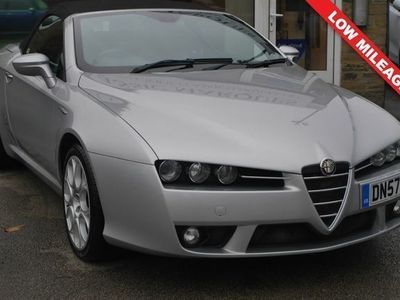 used Alfa Romeo Spider Spider 20082.2 JTS 2d 185 BHP Convertible 2008