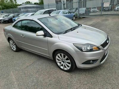 used Ford Focus Cabriolet