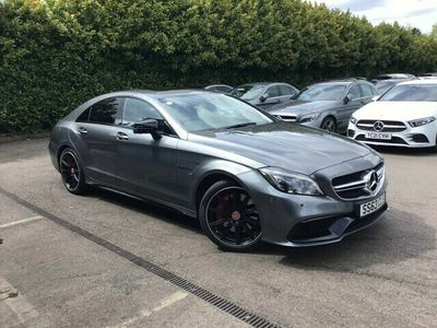 used Mercedes CLS63 AMG AMGS